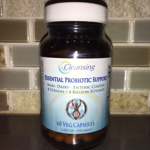 Essential probiotic support non dairy cleansing concepts colon hydrotherapy detox clay Cleansing concepts garden city