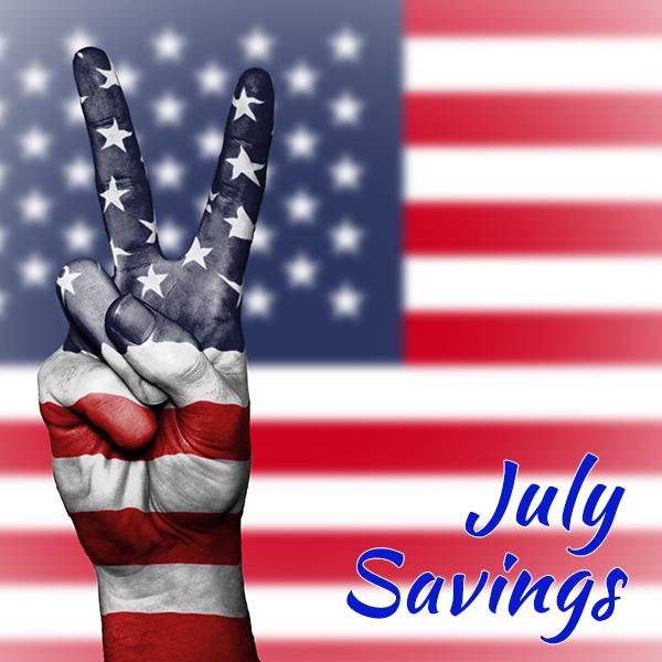 july-savings