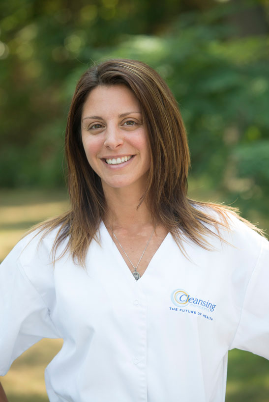Meet vanessa cleansing concepts colon hydrotherapy detox clay fit body wrap garden Cleansing concepts garden city