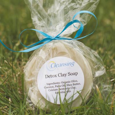 Detox Clay Soap