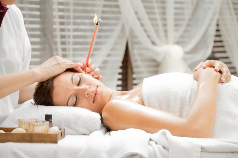 Ear candling cleansing concepts colon hydrotherapy Cleansing concepts garden city