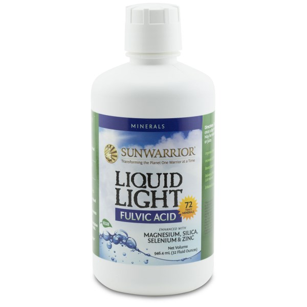 Sunwarrior liquid light cleansing concepts colon Cleansing concepts garden city