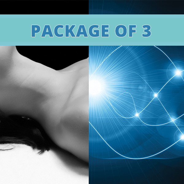 Bio electric lymphatic drainage package of 3 cleansing concepts colon hydrotherapy detox Cleansing concepts garden city