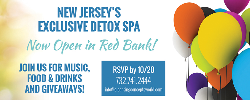 Cleansing concepts opens in red bank press release cleansing concepts colon cleansing Cleansing concepts garden city